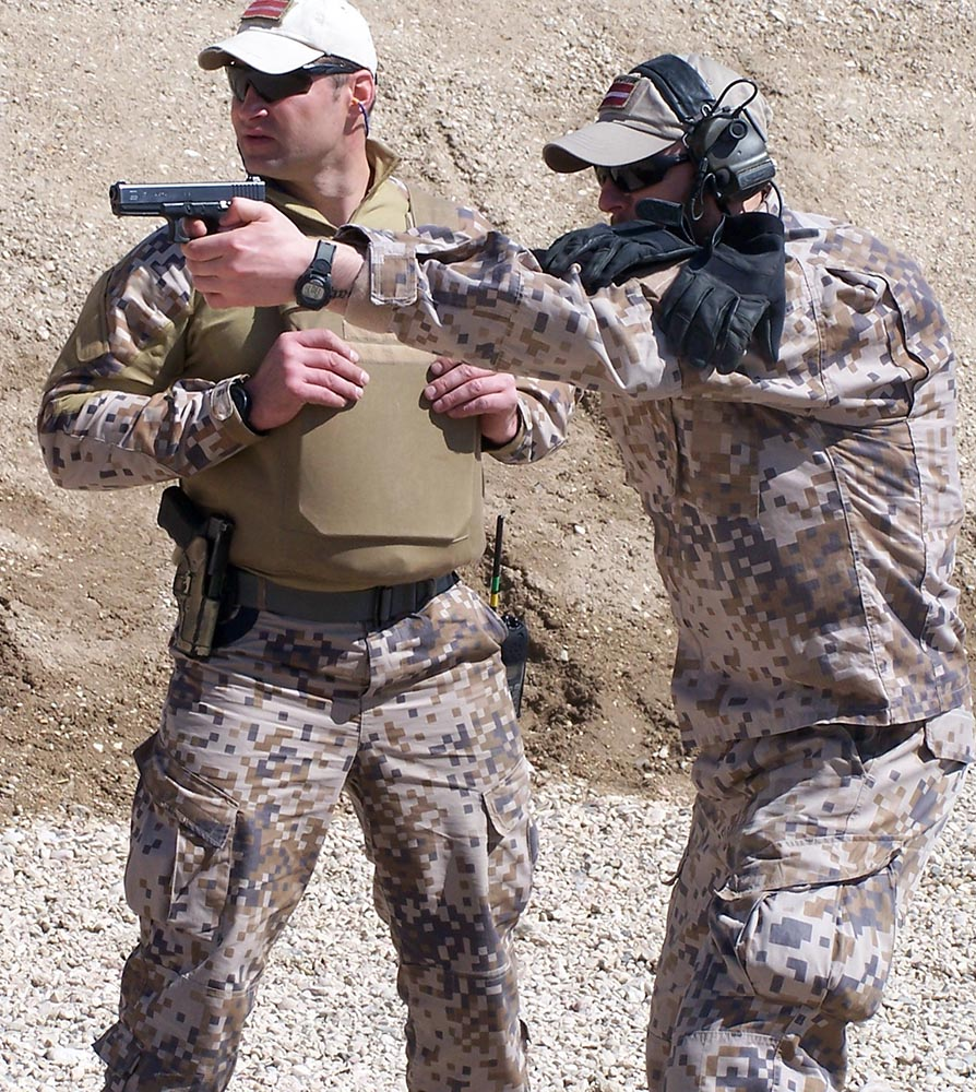 Vairog Defence Systems | Shooting Courses